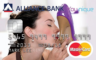 Alliance Bank You:nique - Great Rebates