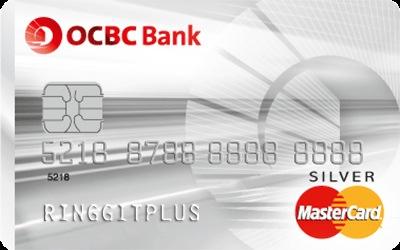 OCBC MasterCard Silver