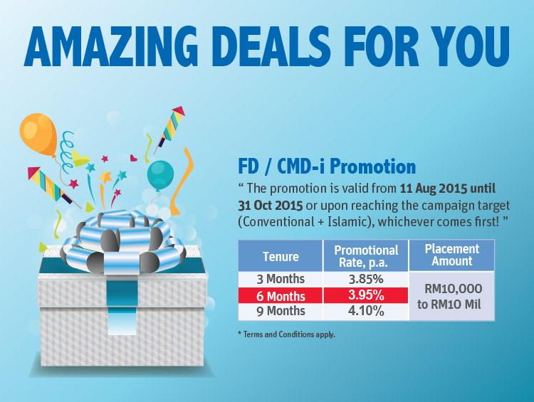 Rhb Fixed Deposit Promotion Pinjaman Peribadi